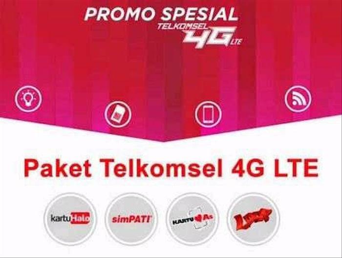 Harga Paket Internet Telkomsel Terbaru 2020